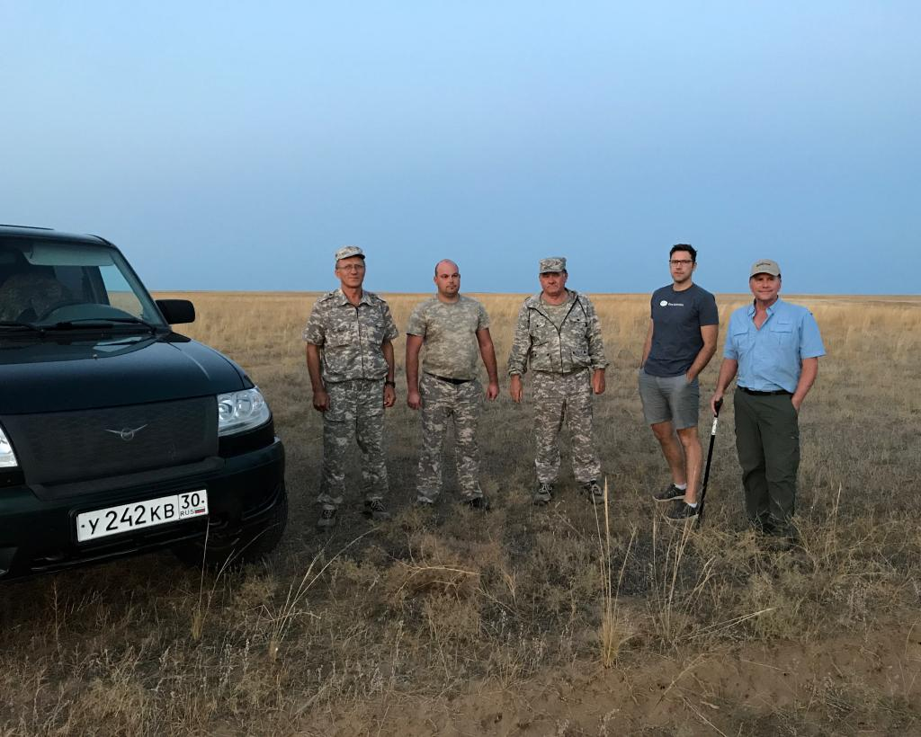 Collaboration is key to any successful conservation project, including saving the saiga.