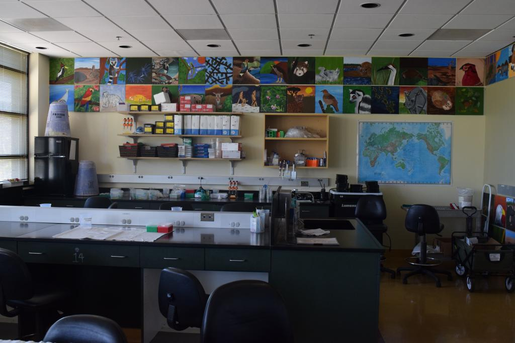 Just one place to engage students in conservation education.