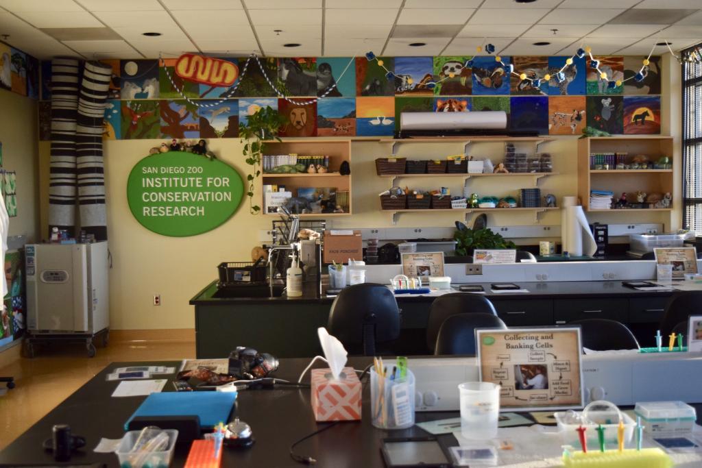 The Community Engagement Lab, a great field trip destination.