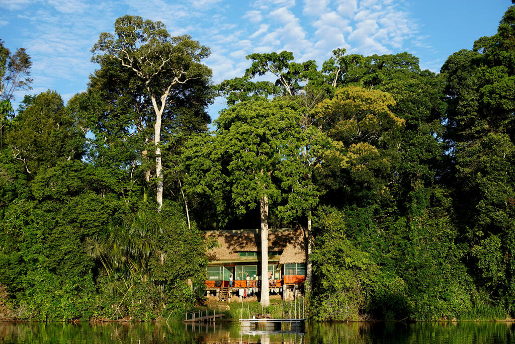San Diego Zoo Global operates the Cocha Cashu Biological Station in Peru.